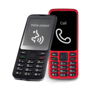 picture of BlindShell Classic Talking Mobile Phone